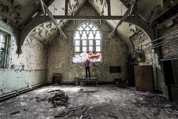 イギリスの廃墟画像 (7)