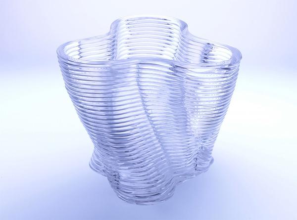 美しくユニークな形!3Dプリンタで作るガラス彫刻作品 (6)