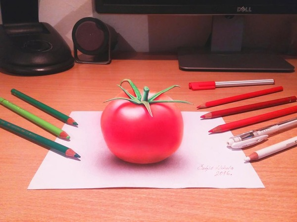 歪像によって浮き出て見える3D絵画アートが面白い! (9)