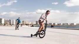 Halfbikeがクールかも。ニュータイプなハーフ自転車!