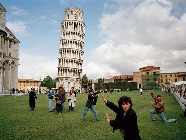ピサの斜塔2