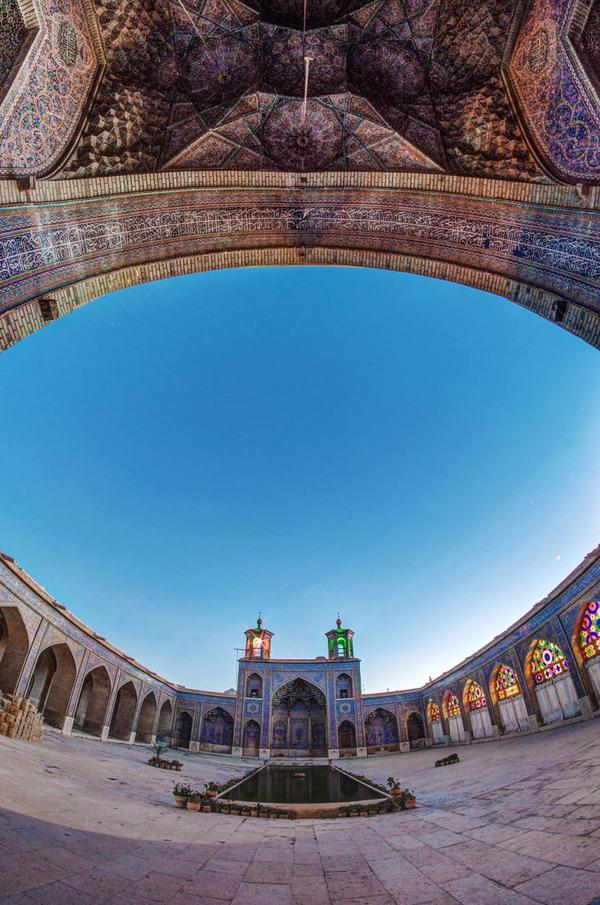 マスジェデ・ナスィーロル・モスク 2