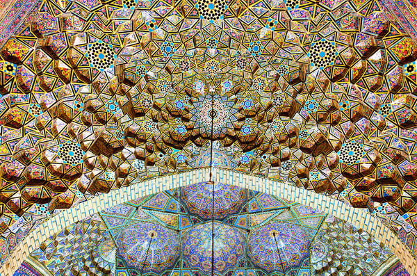 マスジェデ・ナスィーロル・モスク 16