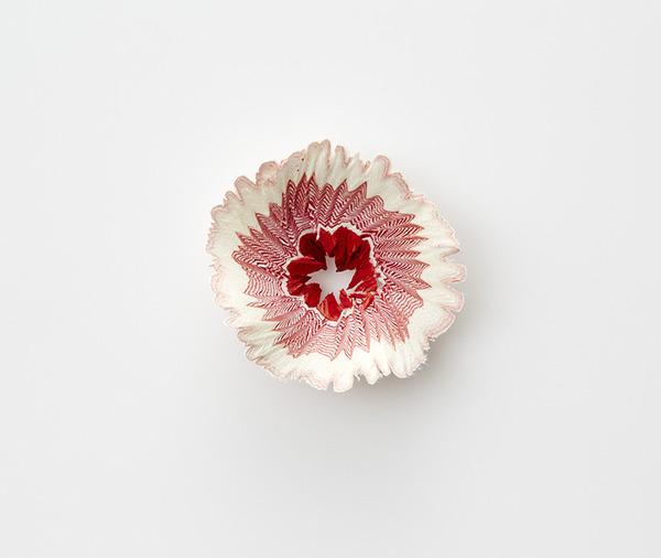 鉛筆削りの屑が美しい花となる『紙の花』 (8)