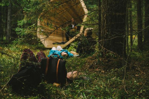 癒し効果がきっと一杯!森の音を聴く超大きなメガホン (8)