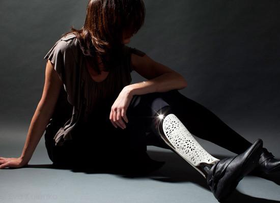 クールなデザインの義足・義肢 Scott-Stummit 4