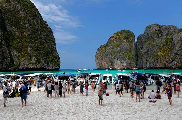 タイのビーチ2