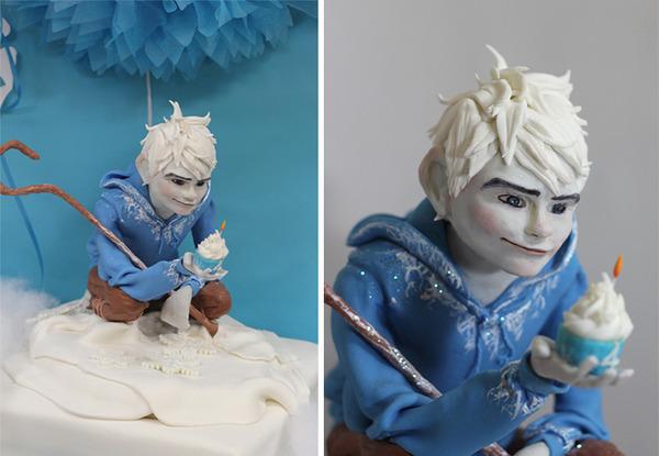 ドリームワークス・アニメーションのカップケーキ9