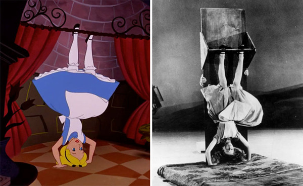 ディズニーアニメ『不思議の国のアリス』はこうして描かれていた (4)
