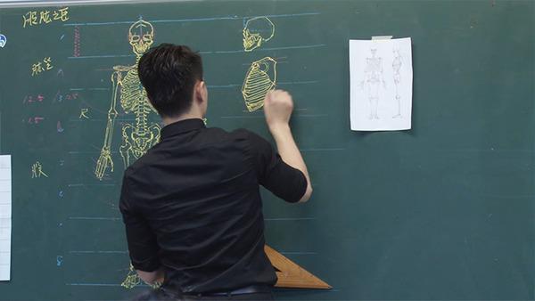 分かりやすい!デッサンスキルを生かした解剖学の授業 (4)
