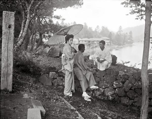 約100年前、明治時代に撮られた白黒写真。日本人の日常を映す (14)