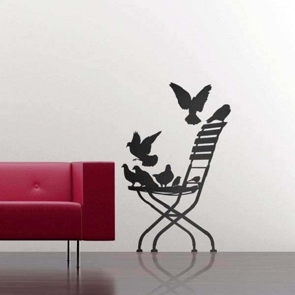 鳥用チェア