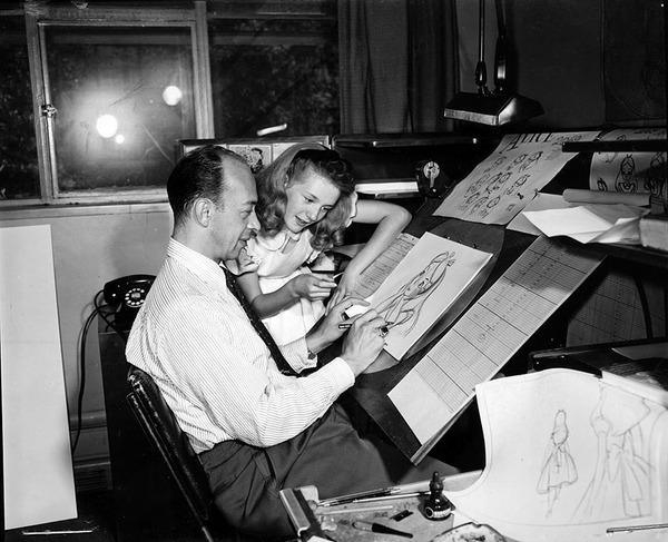 ディズニーアニメ『不思議の国のアリス』はこうして描かれていた (3)