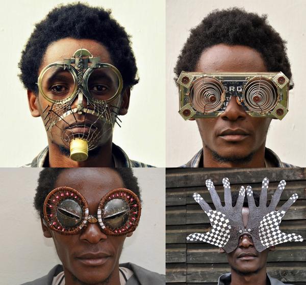 ユニークな眼鏡デザイン (9)