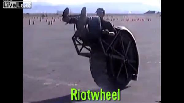 Riotwheel