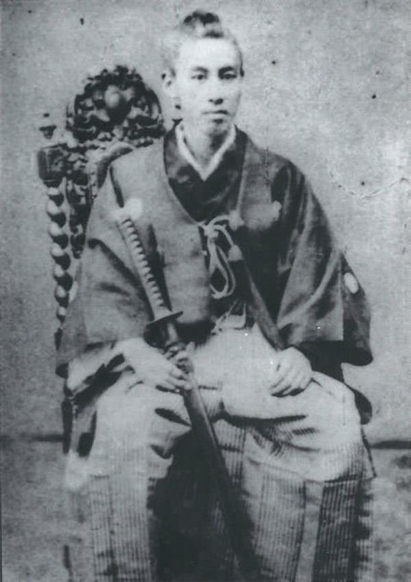 ラストサムライ…!19世紀、明治時代の侍の貴重な写真 (7)