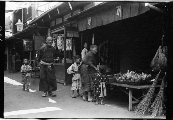 約100年前、明治時代に撮られた白黒写真。日本人の日常を映す (19)