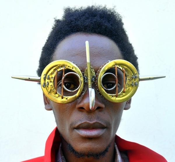 ユニークな眼鏡デザイン (6)