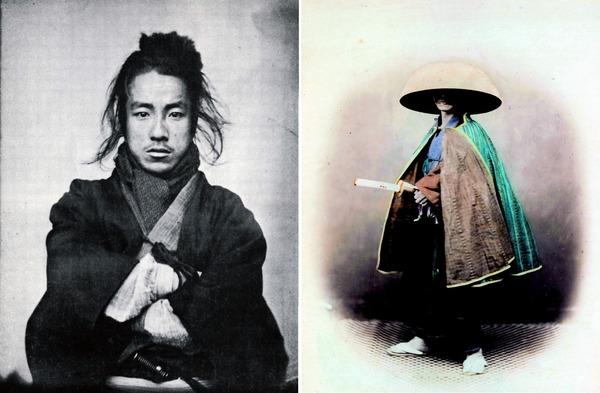 ラストサムライ…!19世紀、明治時代の侍の貴重な写真 (2)