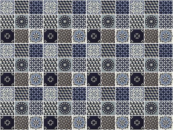 紙のカーペット!丸めて切った紙で繊細な模様を作るアート (15)