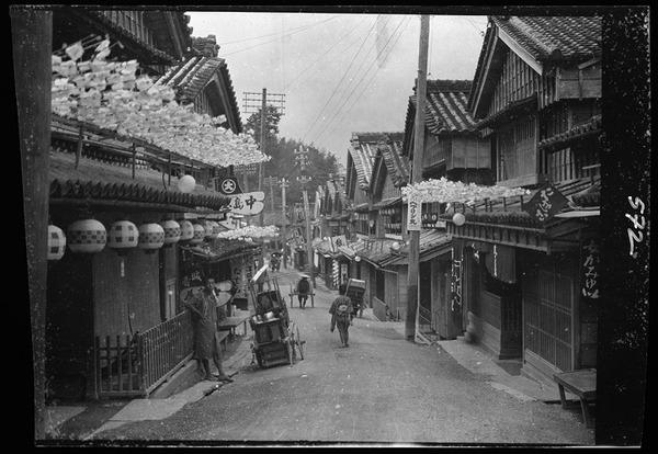 約100年前、明治時代に撮られた白黒写真。日本人の日常を映す (6)