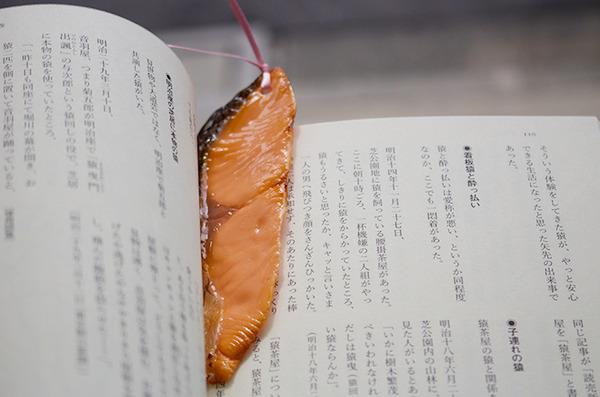 超リアルな日本製の栞(しおり)『食べものしおり』 (15)1