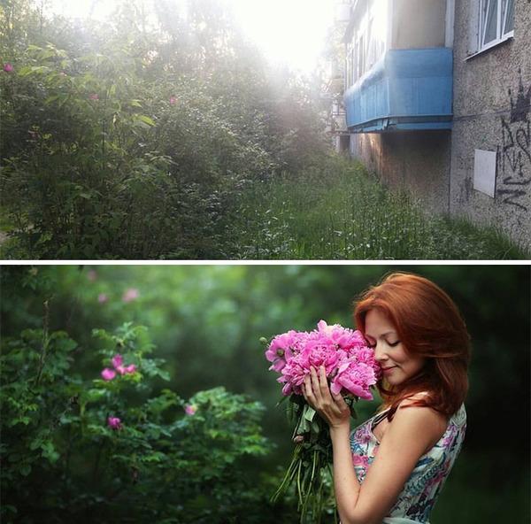 プロカメラマンの技術!同じ場所で撮影しても違う比較画像 (4)