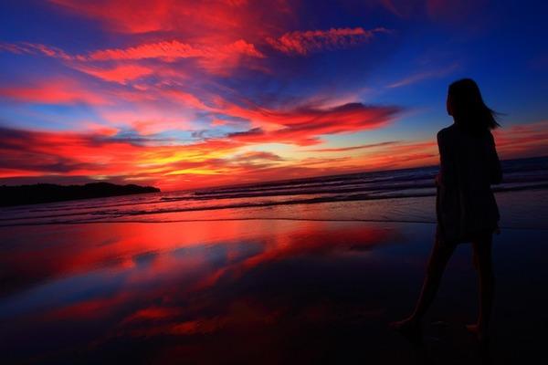 旅に出たくなる!美しい大自然と人間が一緒の写真 (2)
