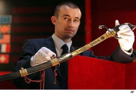 ナポレオンの剣