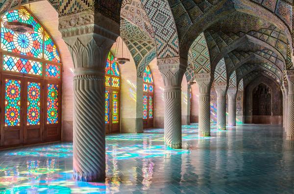 マスジェデ・ナスィーロル・モスク 13