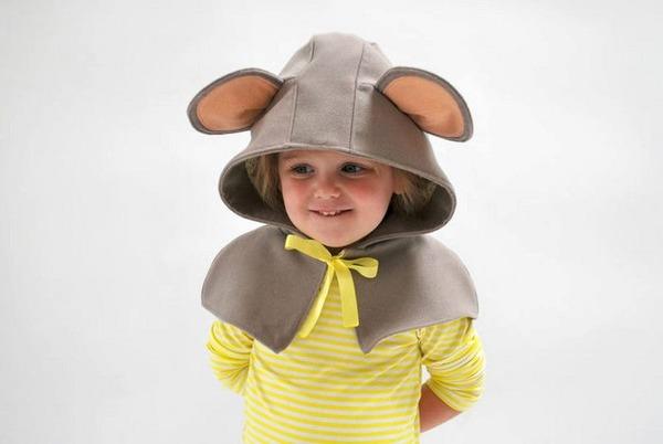 子供用の動物フード付きコートが反則的な可愛さ! (1)
