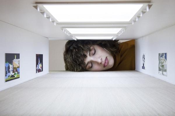 ミニチュア美術館を観に来たらアートの一部になっちゃった人達 (9)