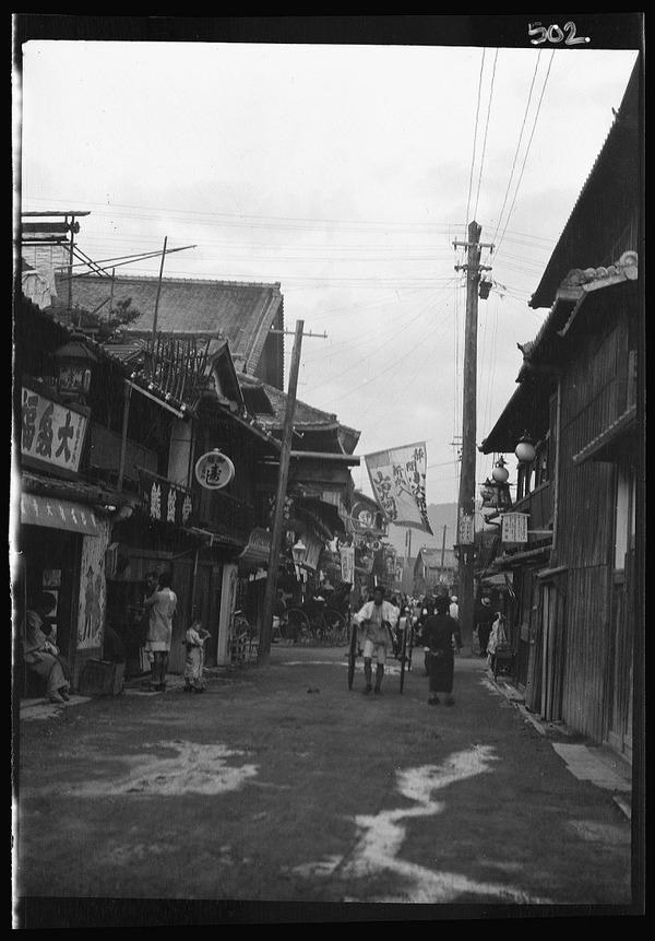 約100年前、明治時代に撮られた白黒写真。日本人の日常を映す (7)
