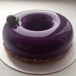 超てかてか綺麗!手作りケーキが艶々すぎる…