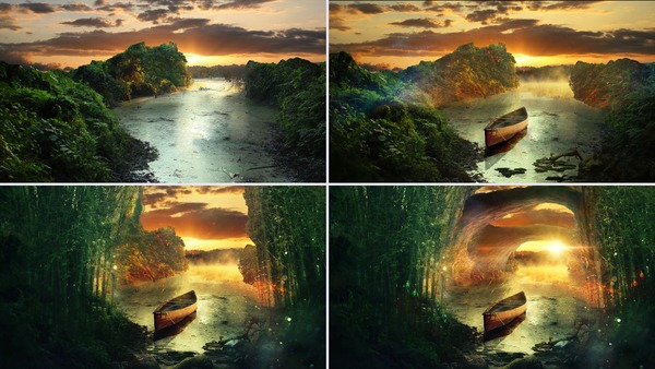 CGのメイキング画像 (3)