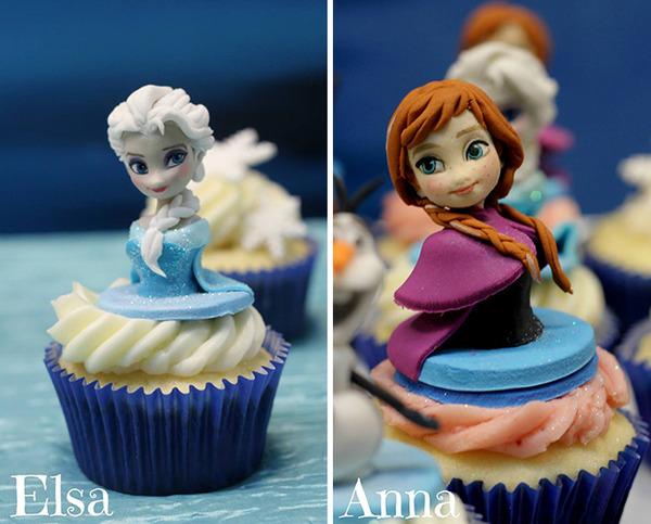 ドリームワークス・アニメーションのカップケーキ7