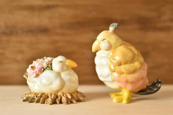 動物や植物な樹脂製アートプランター!『HARIMOGURA』 (11)