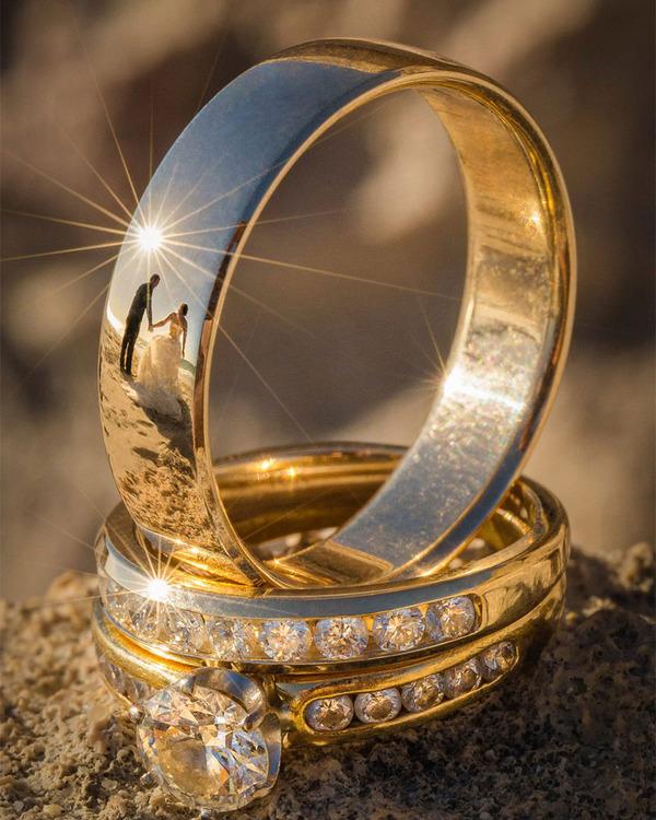 瞳に反射して映る結婚式の風景を撮影した『Eyescapes』 (5)