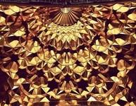 万華鏡のような美しさ。イランのモスクの建築美