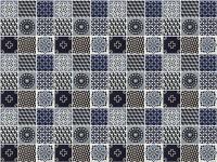紙のカーペット!丸めて切った紙で繊細な模様を作るアート
