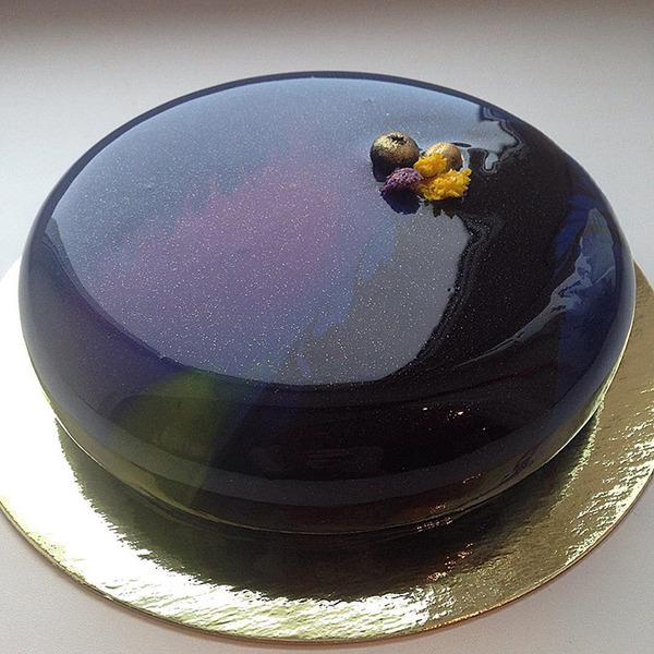 超てかてか綺麗!驚くほど艶々すぎるケーキ (2)