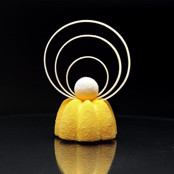 完璧な形状をしたデザート…幾何学的なスイーツ特集 (12)
