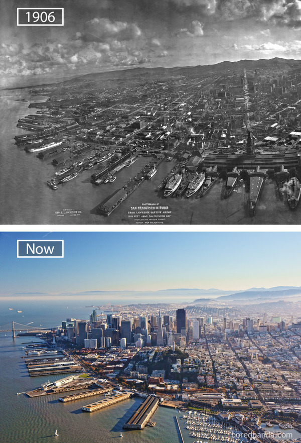 #25 San Francisco, USA