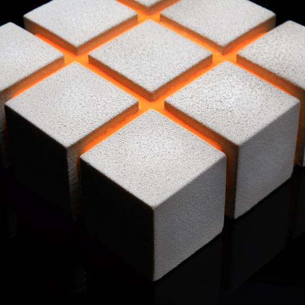 完璧な形状をしたデザート…幾何学的なスイーツ特集 (3)