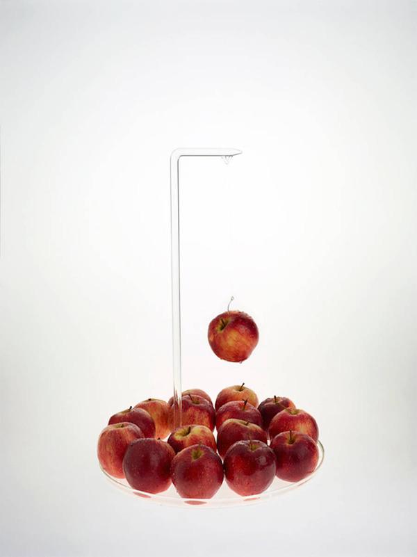 フルーツを飾るためのガラスのユニークデザイン (5)
