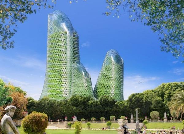 2050年のパリ