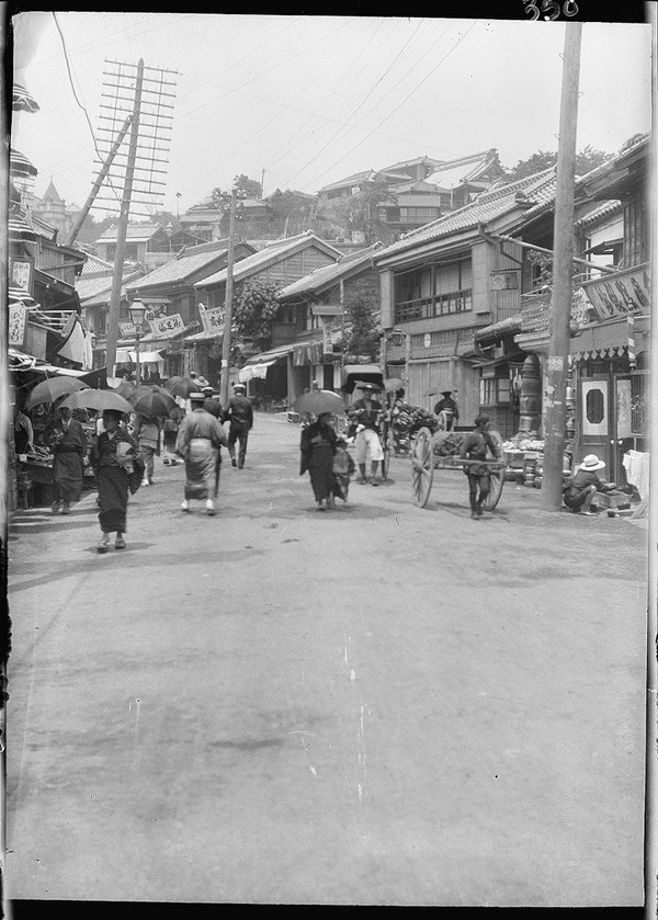 約100年前、明治時代に撮られた白黒写真。日本人の日常を映す (11)
