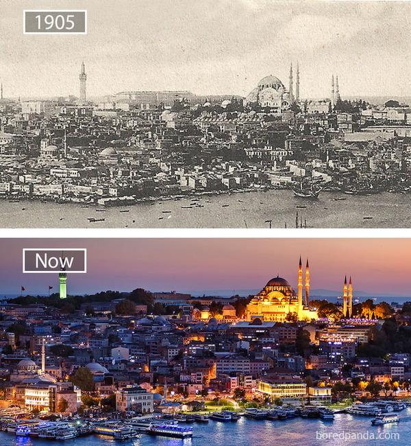 #18 Istanbul, Turkey