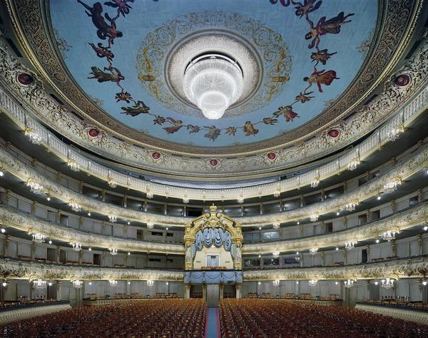 マリインスキー劇場、ロシア連邦、2009