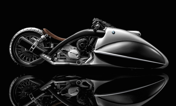 BMW Apollo Streamliner Motorcycle Concept 2